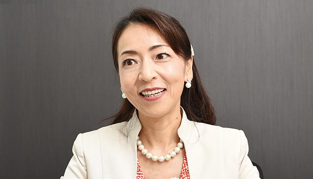 株式会社morich 代表取締役/オールラウンダーエージェント 森本 千賀子