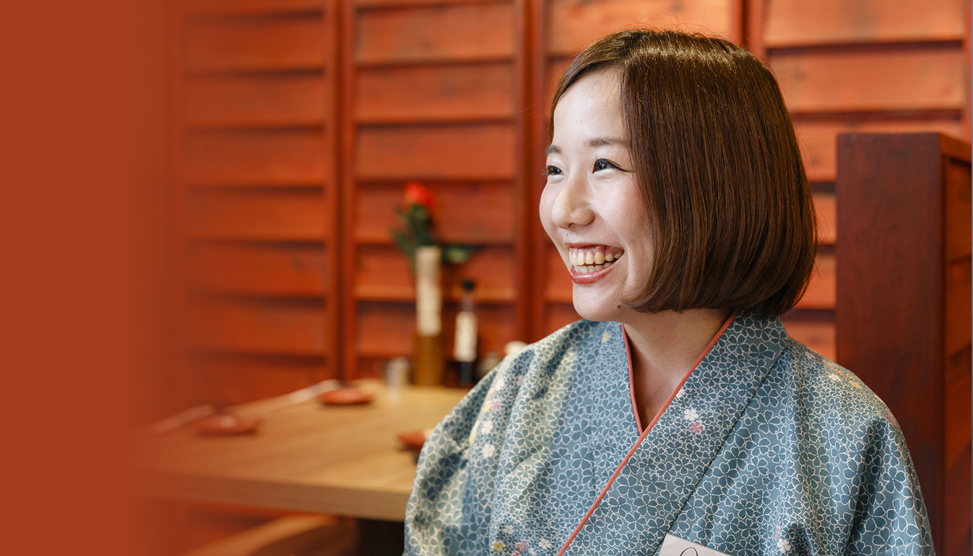 株式会社ゴールデンマジック/感動設計室 主任 園田 玲花