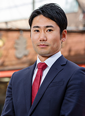 田島 慎太郎(たじま しんたろう)