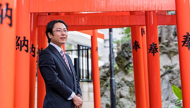 神社専門誌編集者 杜出版株式会社 代表取締役 青木 康