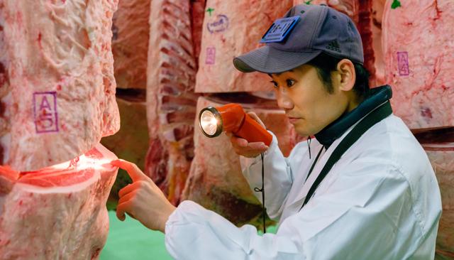 有限会社実栄商会(肉の田じま) 代表取締役社長 田島 慎太郎