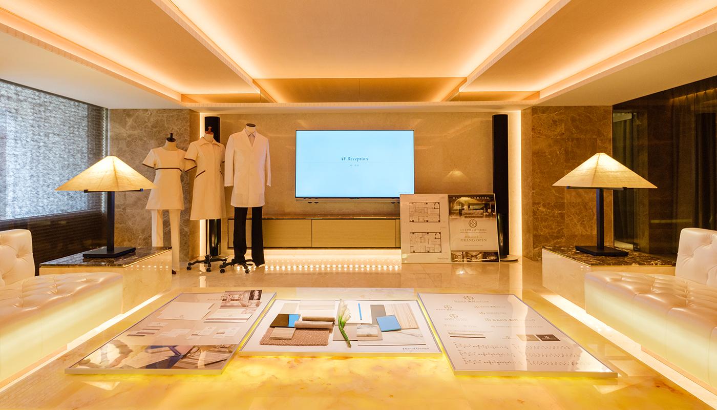 人を集められる空間をつくること。それをデザイナーが社会に貢献できる活躍の仕方だと考えて、橋本氏は仕事をしてきた。なかでも、社会に不可欠な医療や介護の分野に注力してきたことが、オジデザインワークスとしての矜持のひとつ。歯科・医科クリニックの空間デザインには創業以来300件超の実績があり、業界の第一人者としての自負がある。