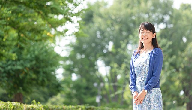 株式会社幼児未来教育 代表取締役社長 綾森 素子