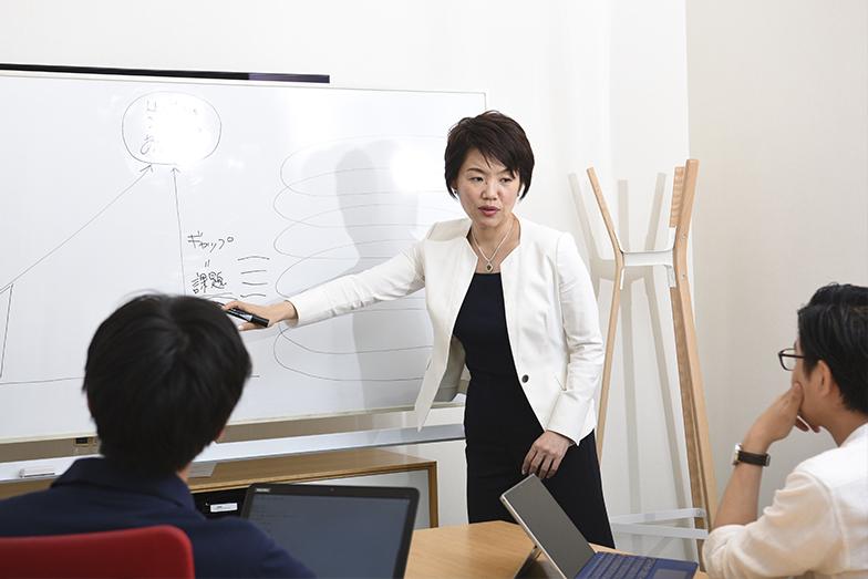経営者は必ず、想いがあって起業するもの。「自分はこうしたい」という志が事業計画に反映されていくべきだと林氏は考えている。だから経営者の言葉を丁寧に聴いていき、「未来会計」の数字に落とし込むことが大切。「お客様が進みたい方向を見定めて、一緒に走る」それが林氏のコンサルティングである。