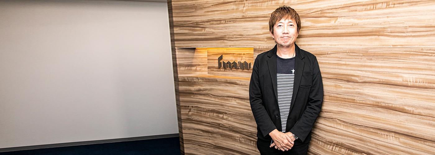株式会社ジェニオ 代表取締役社長 米田 卓也