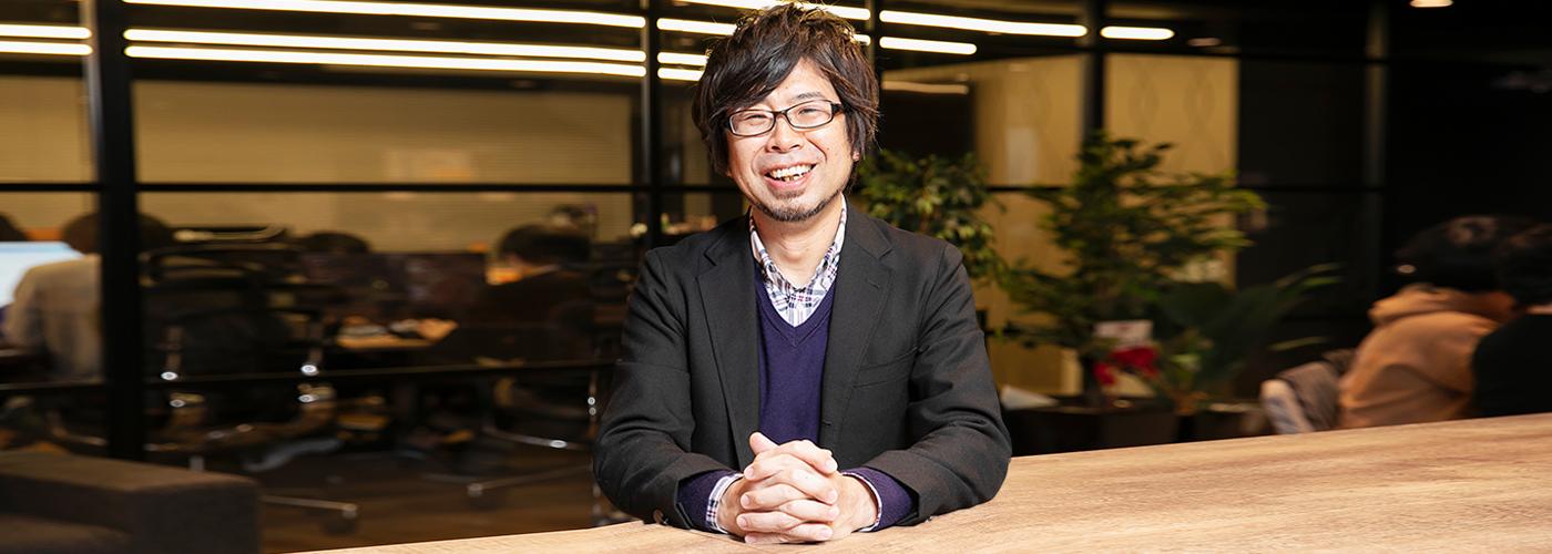 株式会社オールスマート 代表取締役 吉峰 和寿