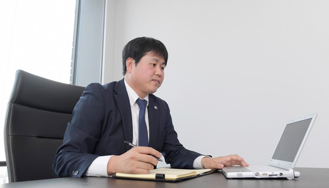 ドクターキューブ株式会社 大阪第二営業所 課長代理 久留 幸己