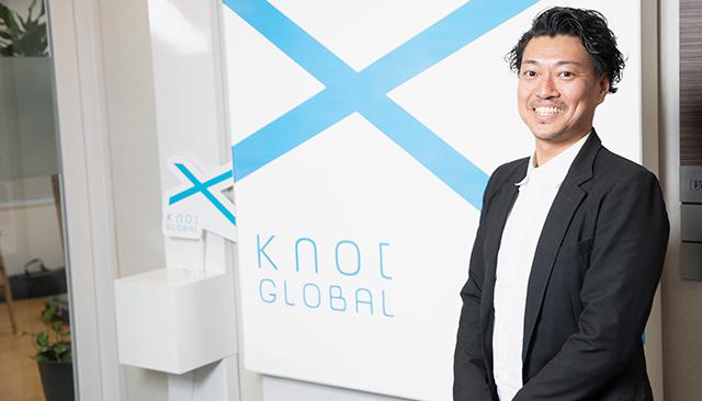 株式会社ノットグローバルホールディングス 代表取締役 松澤 崇光
