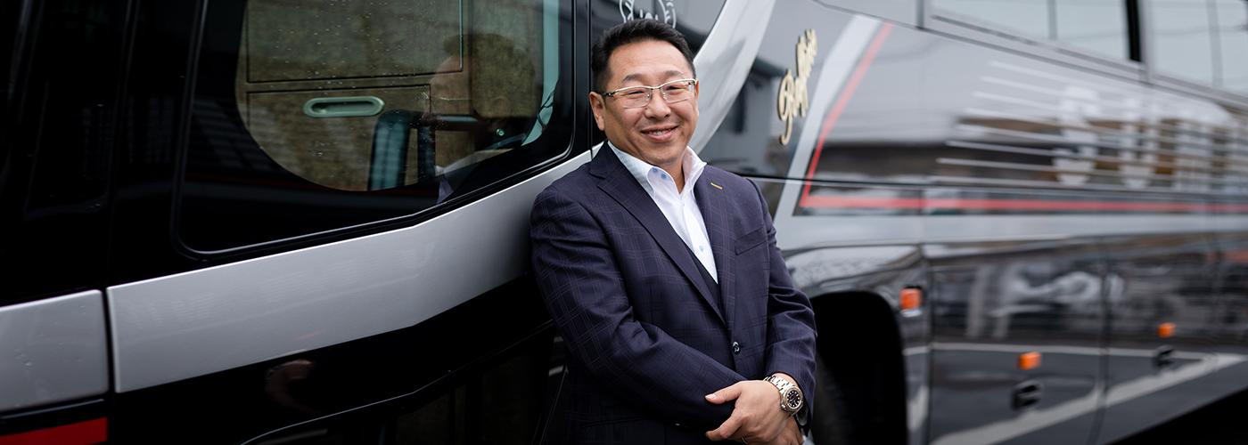 東京遊覧観光バス株式会社 代表取締役社長 石井 誠