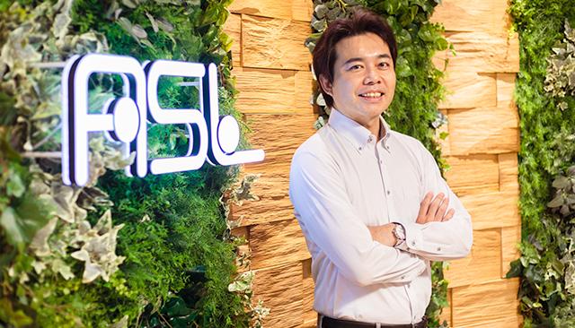 株式会社エーエスエル 代表取締役 平出 浩太郎