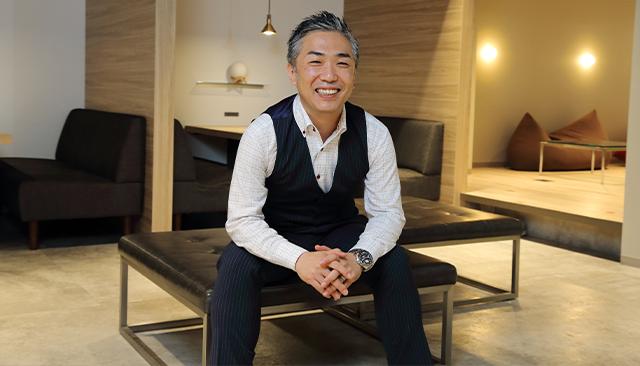 株式会社ライズサービス 代表取締役社長 南 篤志