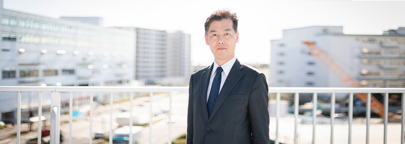 アドレス通商株式会社 業務受託部 営業課 長島 寛