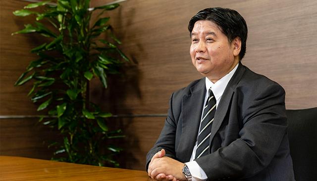 株式会社新都心エージェンシー 海上保険部長 乾 昌裕