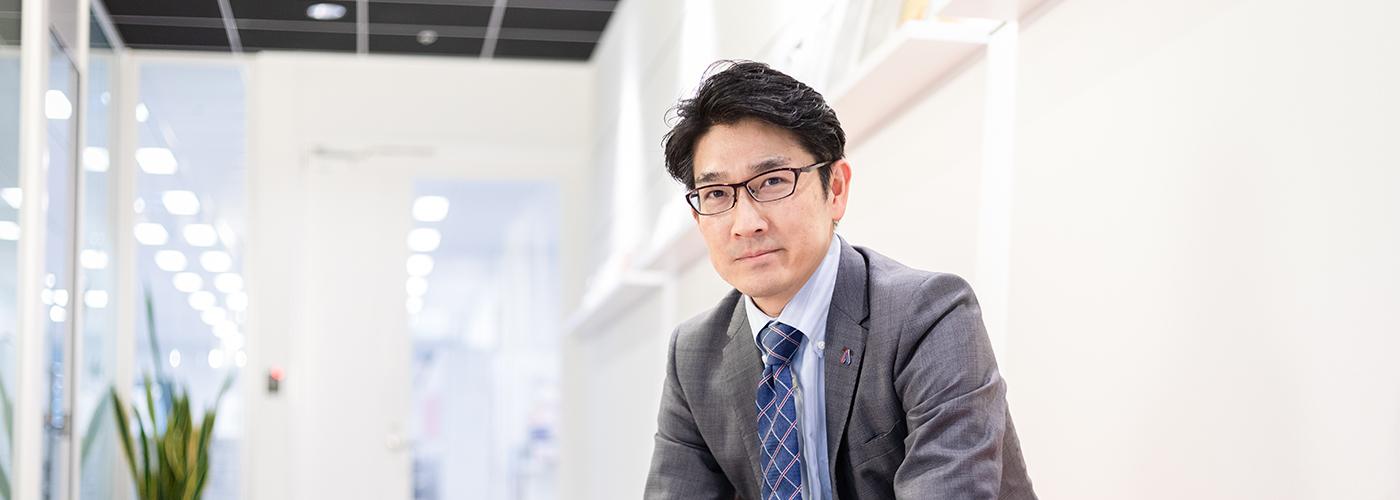株式会社あしたのチーム 取締役 赤羽 博行