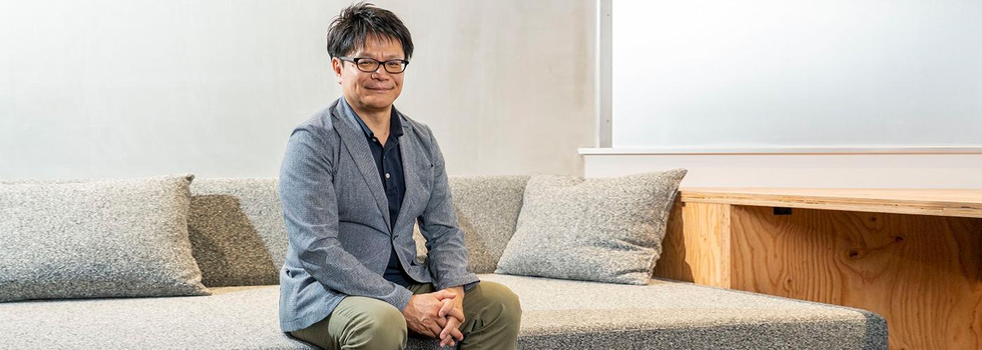 株式会社キープゴーイング(KeepGoing) CEO 竹中 義博