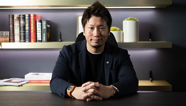 VISIONS(ビジョンズ)株式会社 代表取締役社長 岩野 竜志