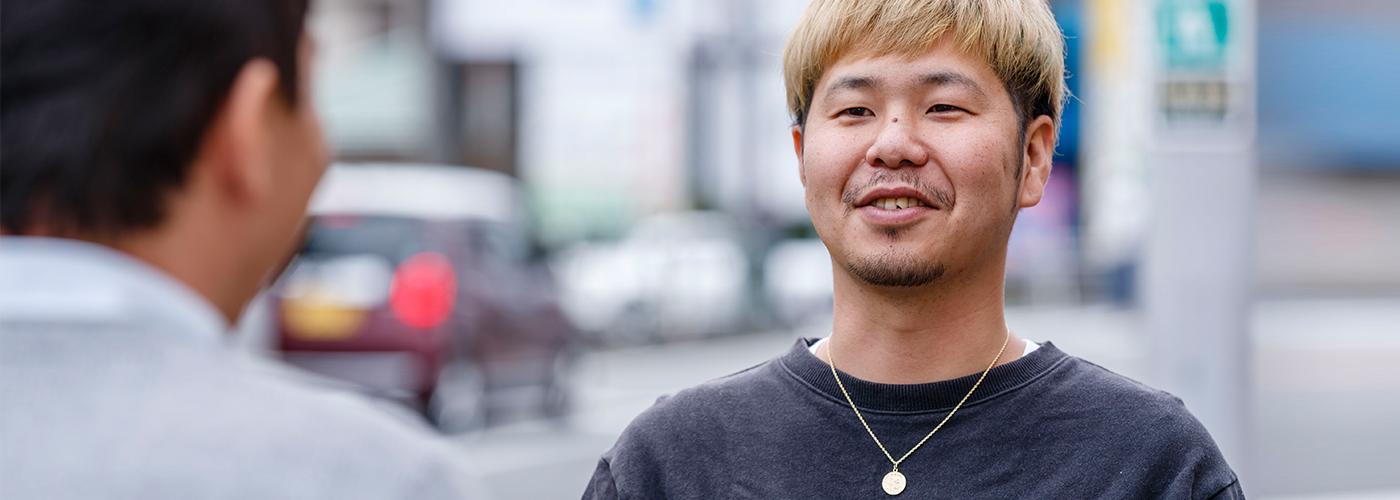 株式会社AZism(エーゼットイズム) 第2事業部マネージャー 企画戦略室 室長代理 田後 龍馬②