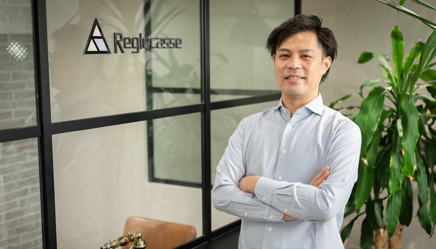 株式会社レグルカセ 代表取締役 冨岡 一輝