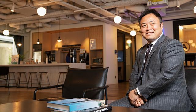 ポスト・リンテル株式会社 代表取締役社長兼CEO 坂東 多美緒