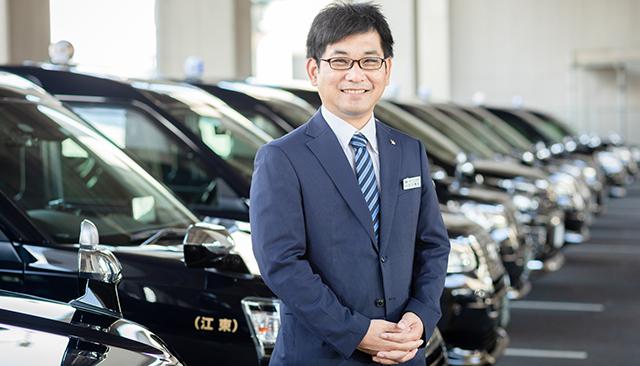 株式会社ワイエム交通 代表取締役 古川篤志