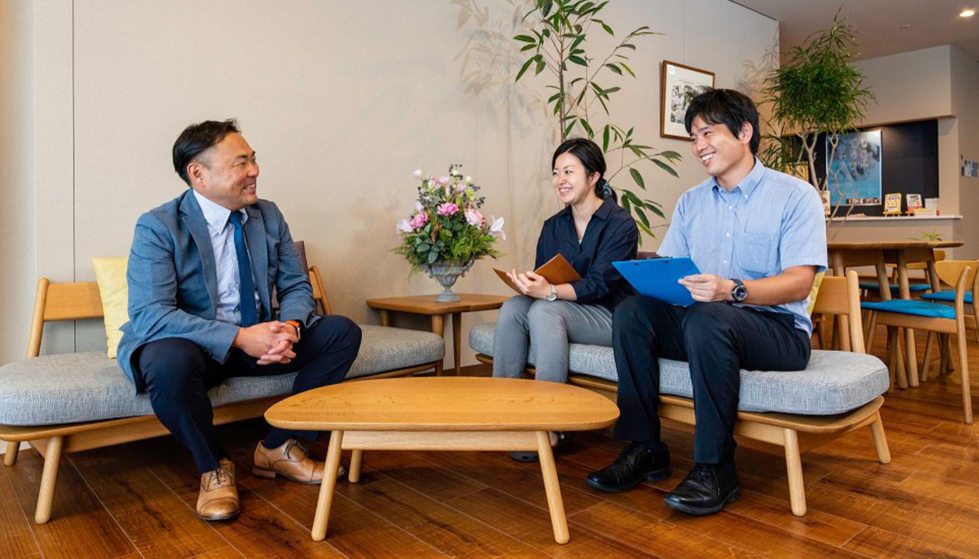 ——高齢者向けの施設が数多くあるなかで、永寿荘の施設の特徴はなんでしょう。