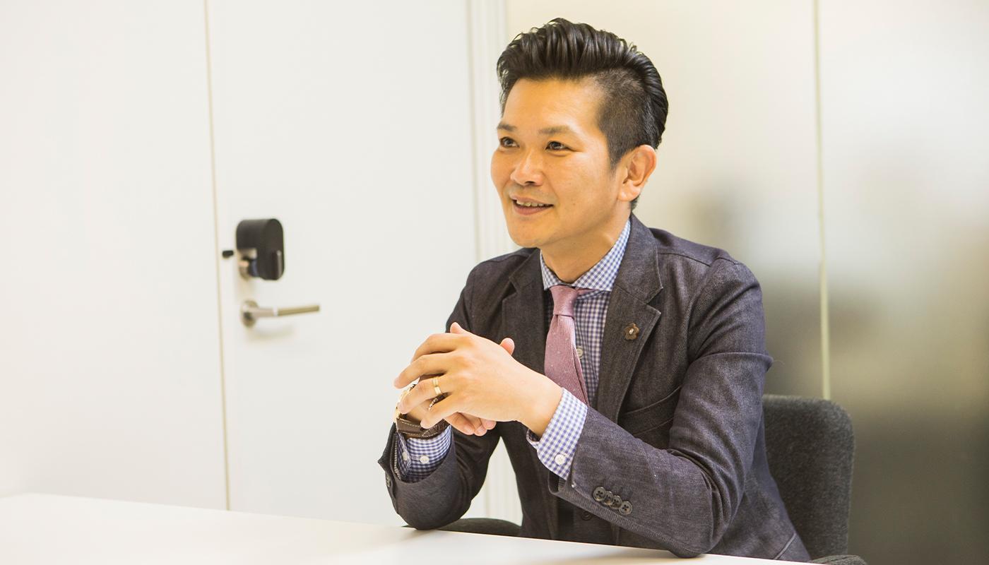 ——高い意欲をもつ社員が多いんですね。モチベーションアップのために、安田さんが心がけていることはなんでしょう。