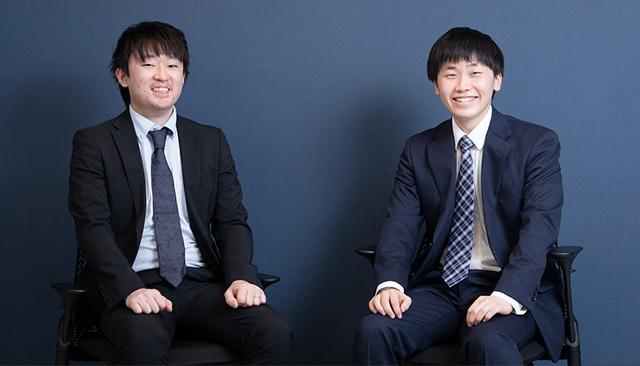 株式会OZsoft ネットワークソリューション事業部 研修講師 山本 祐太郎 / 新津 凜