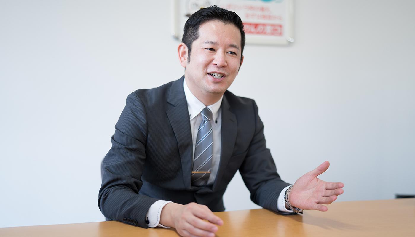 ——その保険会社からLPF仙台に転職するわけですね。どんないきさつだったのか、教えてください。