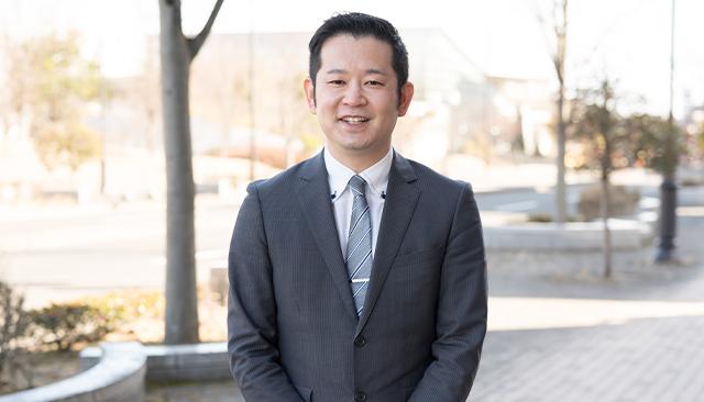 株式会社LPF仙台 執行役員統括部長 兼 仙台新田東店店長 俵谷