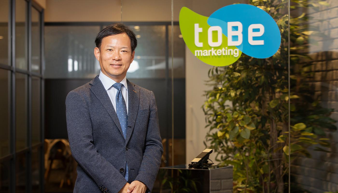 toBeマーケティング株式会社 代表取締役CEO 小池 智和