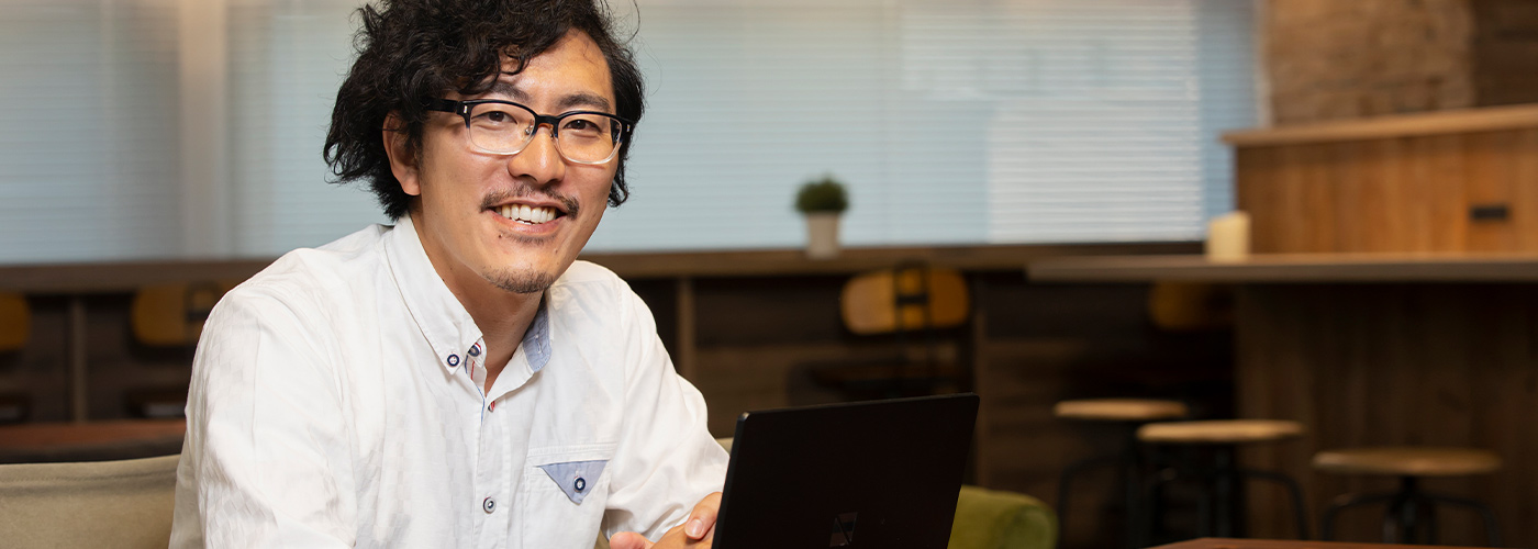 toBeマーケティング株式会社 マネジャー/PM・エンジニア Kentaro Y.
